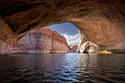 Lost Eden Water Cave - Lake Powell