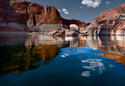 Annies Canyon II -Lake Powell